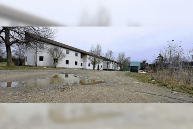 Alte Flüchtlingswohnheime in St.Georgen werden abgerissen