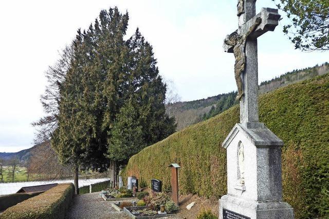 Der Friedhof wird zu groß