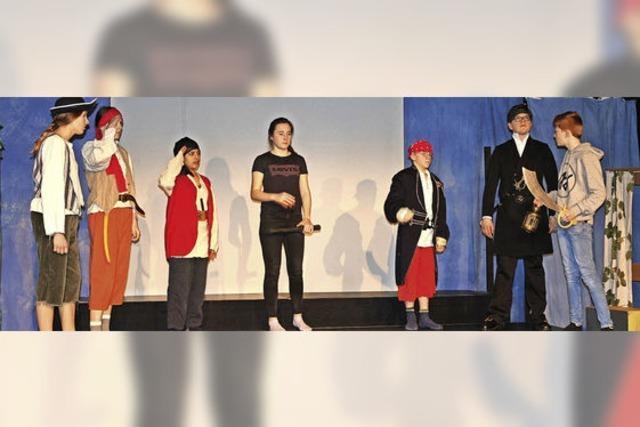 Das Kinder- und Jugendtheater Waldkirch zeigt