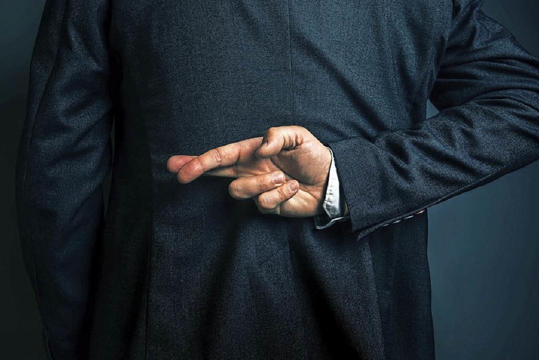 Mal gab sich der Angeklagte als Profes...mmer will er wohlhabend gewesen sein.   | Foto: Bits and Splits (Fotolia.com)