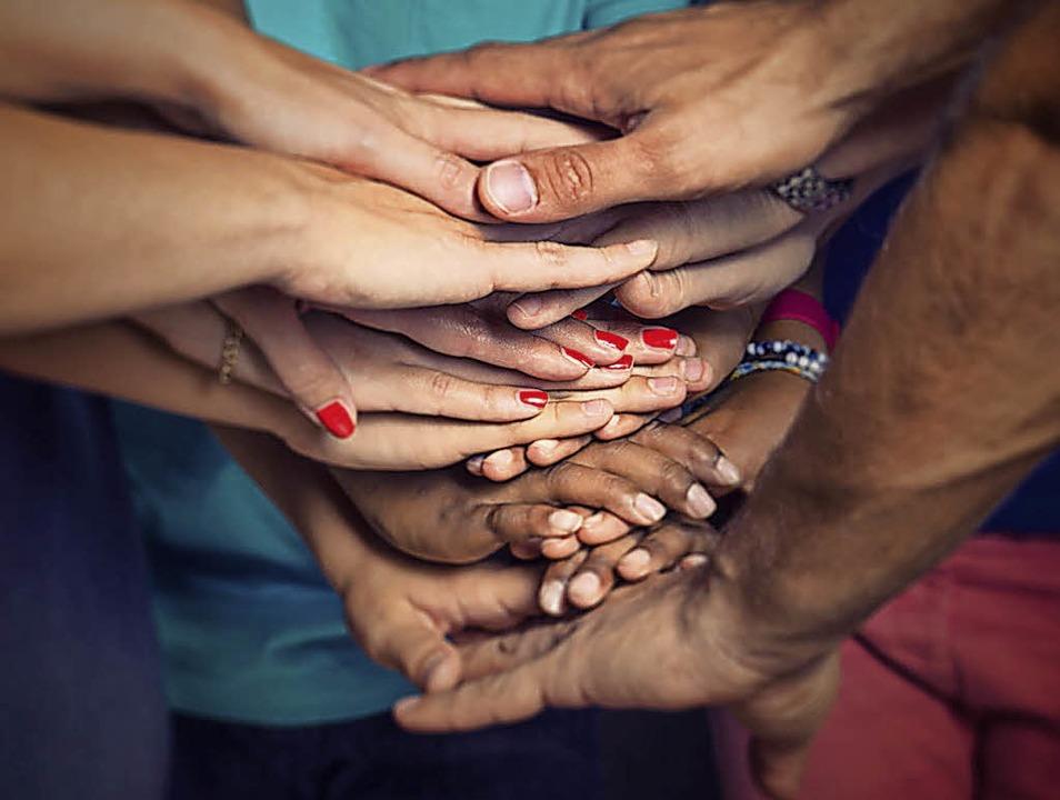 Sport ist ein wirkungsvolles Mittel zu...dt den Zuschusstopf für Sportvereine.     Foto:  fotolia.com/lassedesignen
