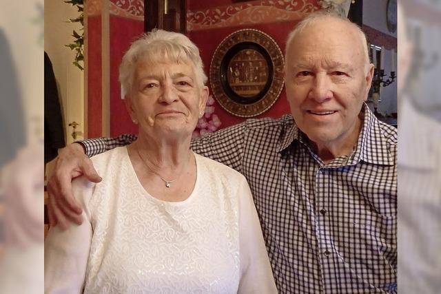 Dankbar und mitten im Leben – nach 60 Ehejahren