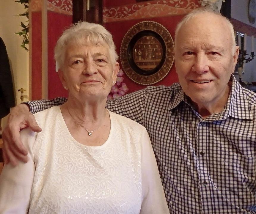 Elisabeth und Ernst Meier     Foto: Jo Högg