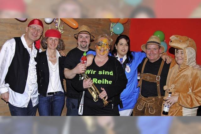 Dritte-Faiße-Party in Harpolingen