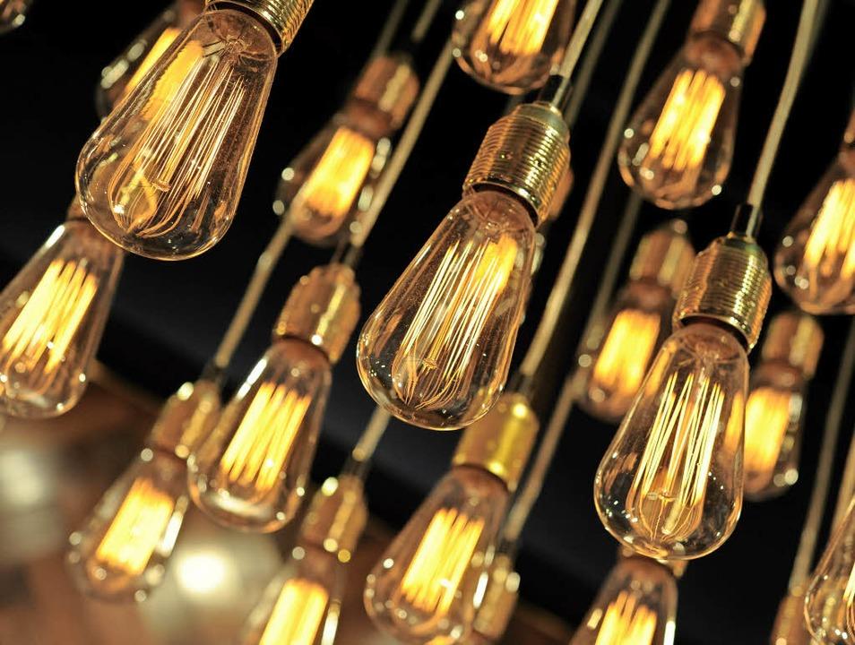 Das EEA-Projekt hilft der Stadt, Energie zu sparen.     Foto: Jochen Lübke/dpa