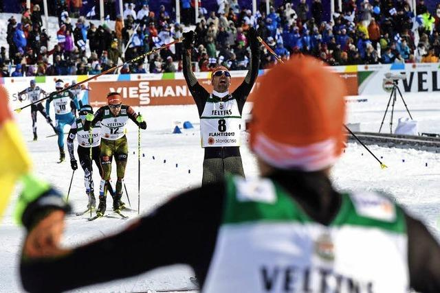 Ski-Historisches in Lahti