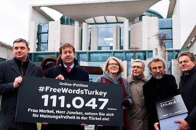 Politiker wollen keine Erdogan-Auftritte in Deutschland