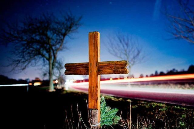 3214 Menschen starben 2016 im Straßenverkehr