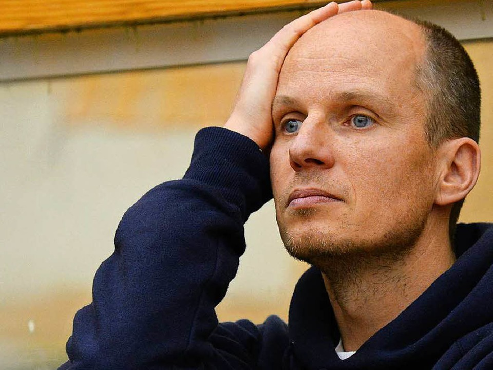 Hat derzeit viel Arbeit: Harald Janson,  Sportlicher Leiter der Eisvögel      | Foto: Patrick Seeger