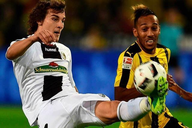 Liveticker zum Nachlesen: SC Freiburg – Borussia Dortmund 0:3