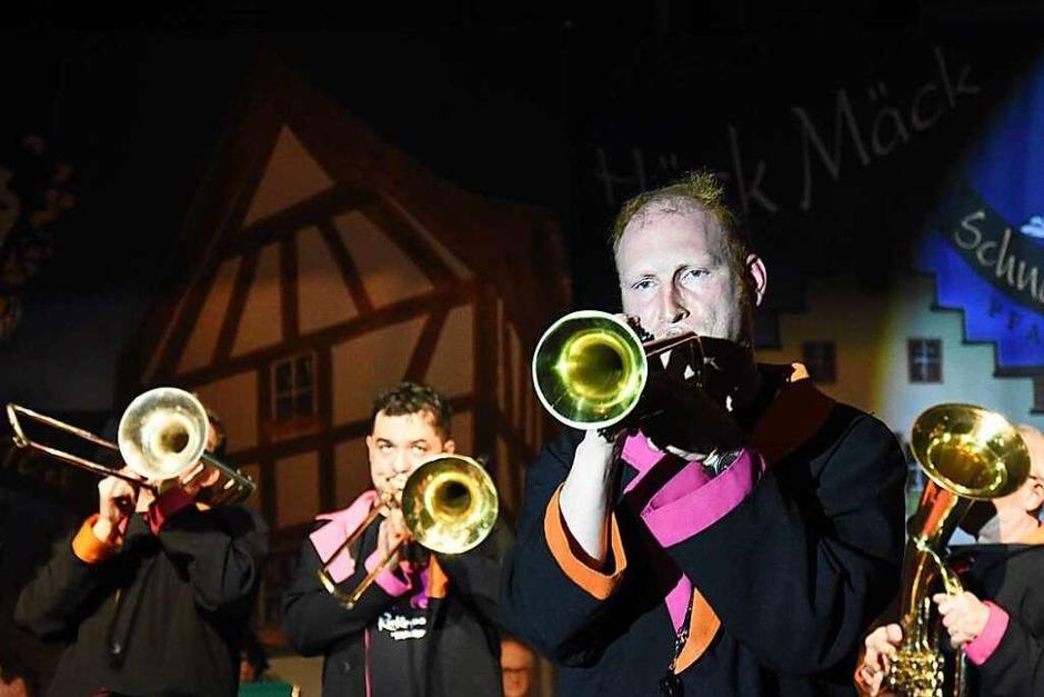 Narrenabend der Schneckennarren in Pfaffenweiler (Foto: Jonas Hirt)
