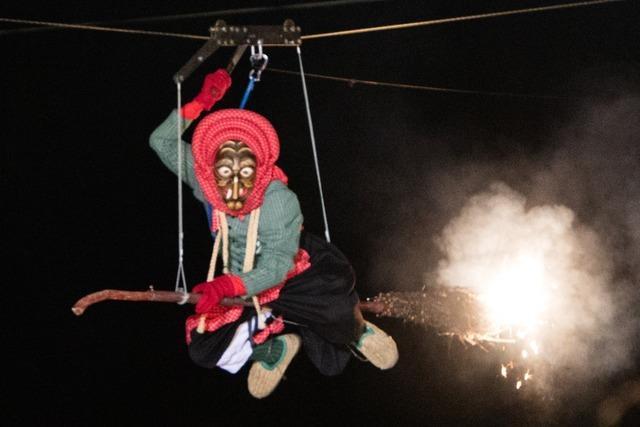 Fotos: So feiert Waldkirch die Fasnet 2017