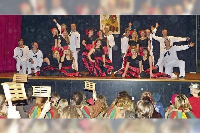 Tanz ist Trumpf – jetzt auch bei der Garde
