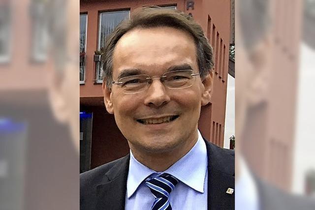 Ingbert Liebing zu Gast in Neuenburg