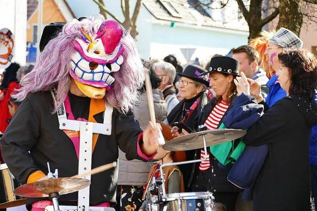 Fotos: Der Rosenmontagsumzug in Ehrenkirchen
