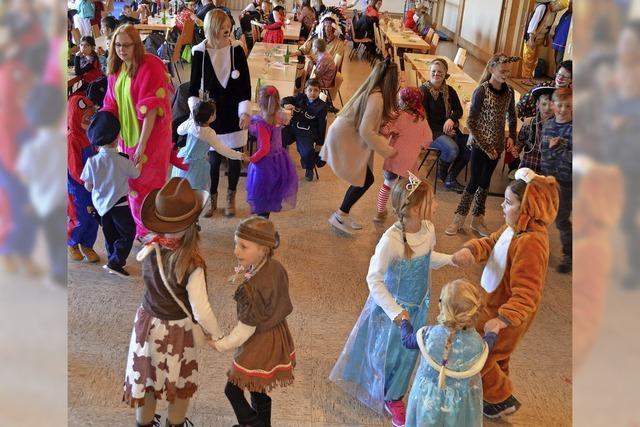Tanzen in der Halle