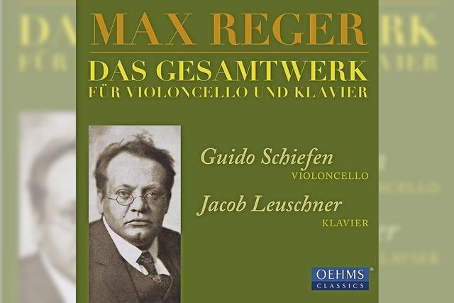 Max Reger: Mit Klarheit und Ausdruck
