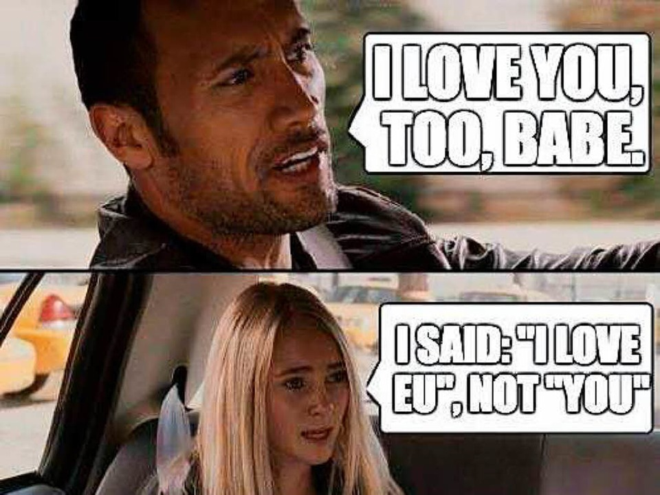 """I love you"" oder ""I love EU""? Ein Post von Whyeurope   