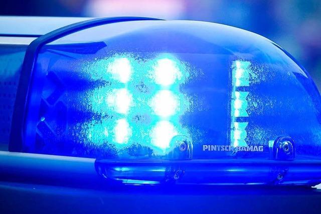 Ermittlungen trotz Rufnummer am Unfallauto