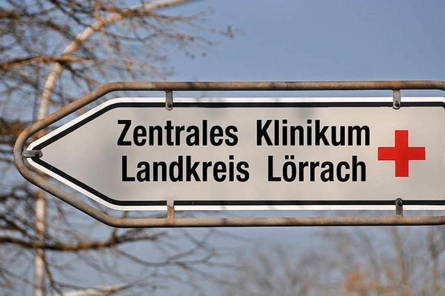 Sondersitzung des Lörracher Kreistags am 5. April