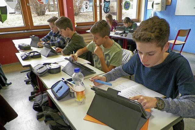 Realschule bietet weiter bilingualen Unterricht an