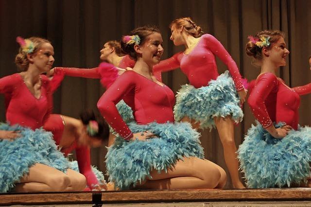 Choreografisch ausdrucksstark