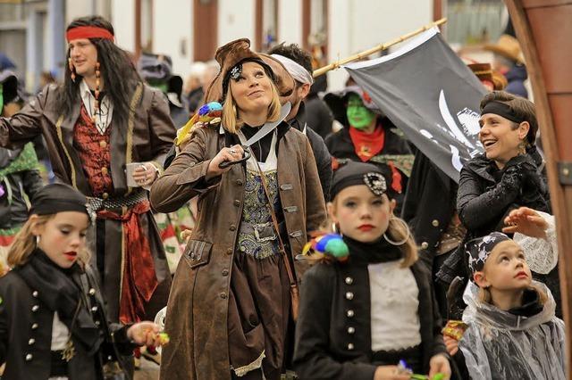 Piraten, Pomp und Paleit