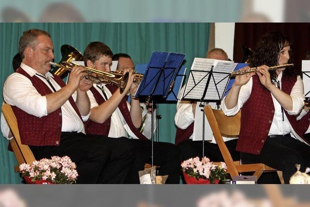 Musikverein legt eine Pause ein