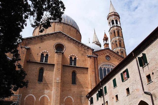 Seit 50 Jahren besteht Freiburgs Städtepartnerschaft mit Padua