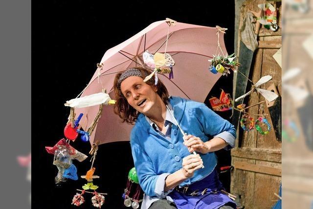 Figurentheatertage in Freiburg und Puppenparade in der Ortenau