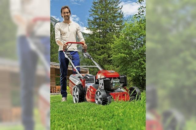 Weckruf für den Rasen