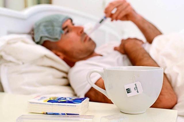 Höhepunkt der Grippe vorbei - Norovirus weiter aktiv