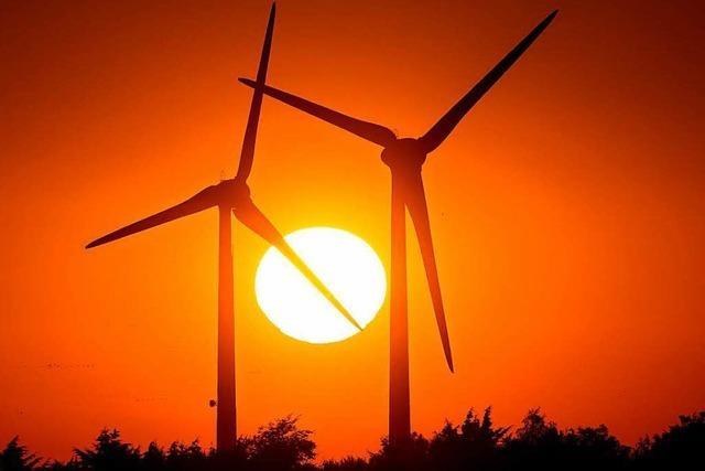 Über Windkraft in Münstertal einig