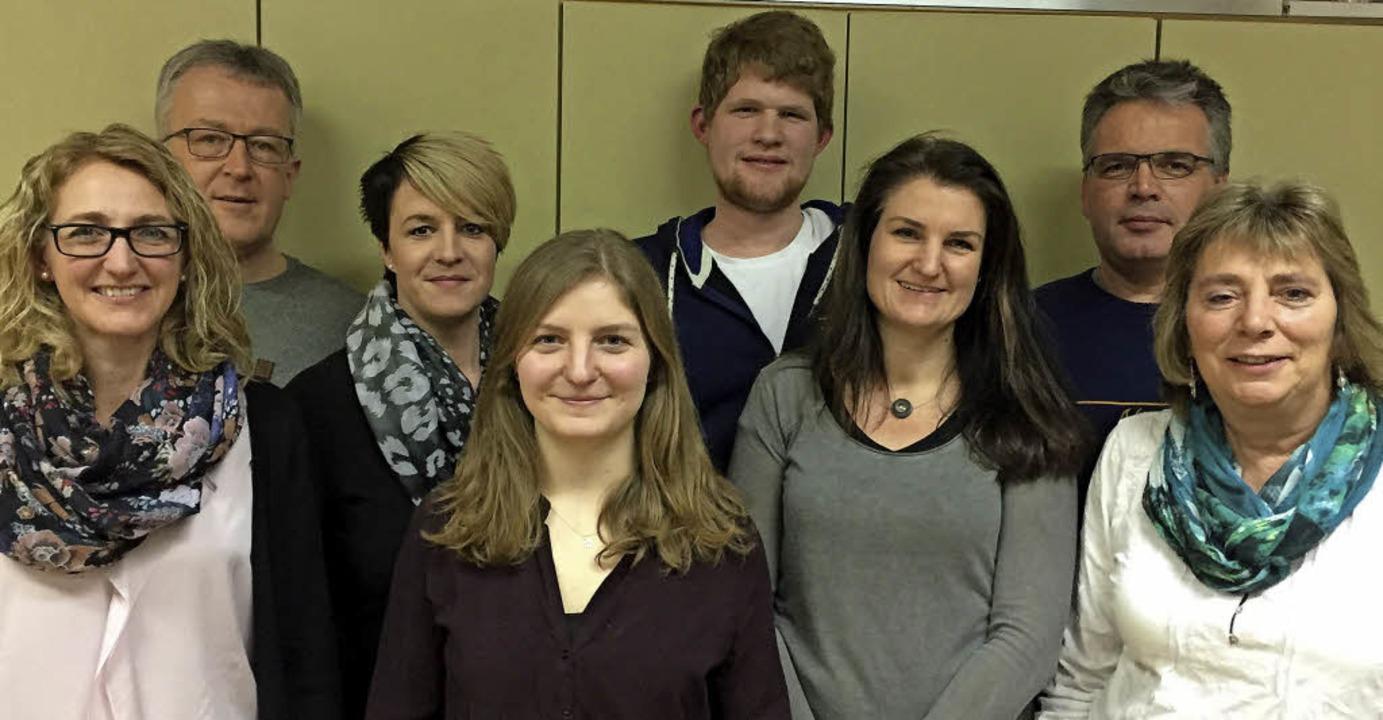 <BZ-FotoAnlauf>Musikverein Hügelheim:<...ine personelle Veränderung im Vorstand  | Foto: Privat