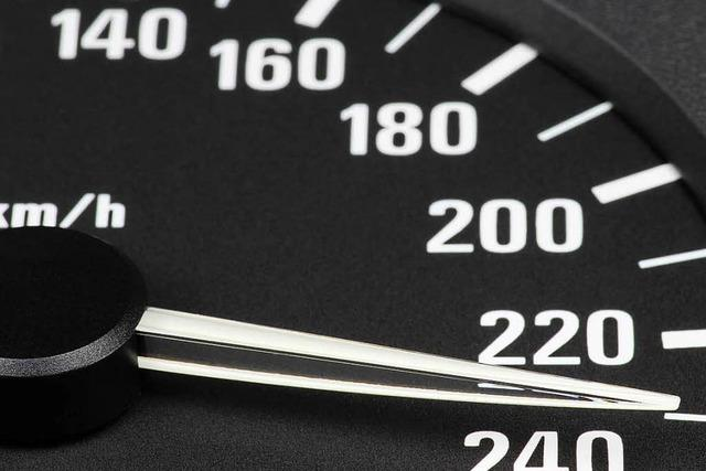 Raser: Minister erwägt weitere Tempolimits auf der A5