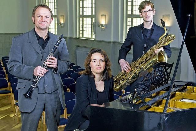 Ensemble DreiZweiEins in Gengenbach