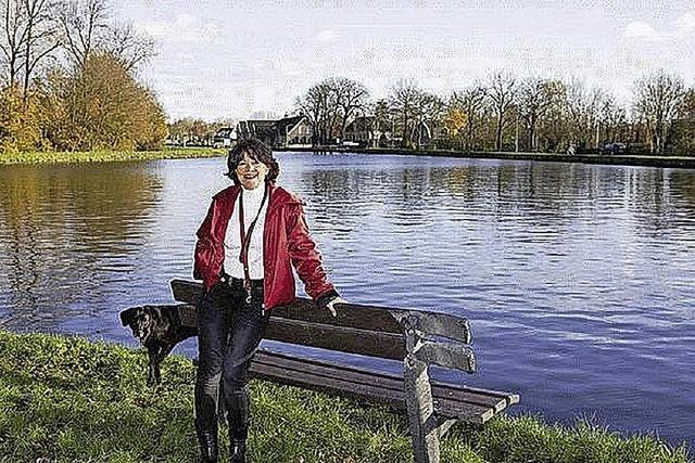 Kerstin Schweighöfer liest in Müllheim