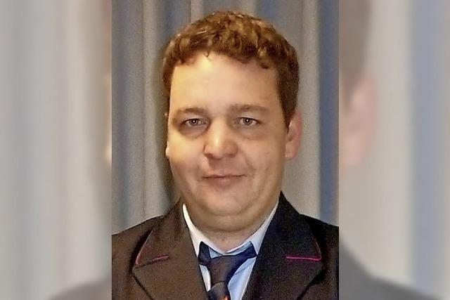 Münstertäler Wehr trauert um Kommandanten
