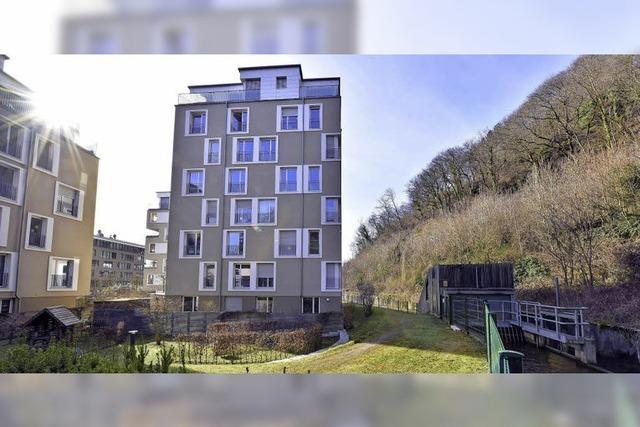 Eigentümer des Quartiers am Schlossberg und das Siedlungswerk streiten vor Gericht