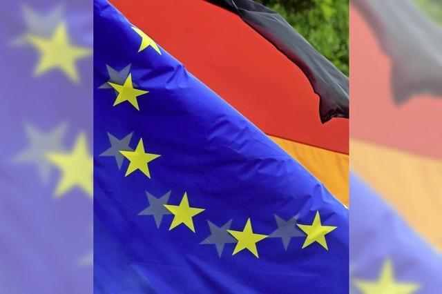Bundesregierung begrüßt Junckers Vorschlagspapier