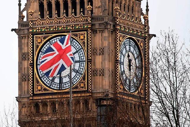 Britisches Oberhaus stellt sich in der Brexit-Frage quer