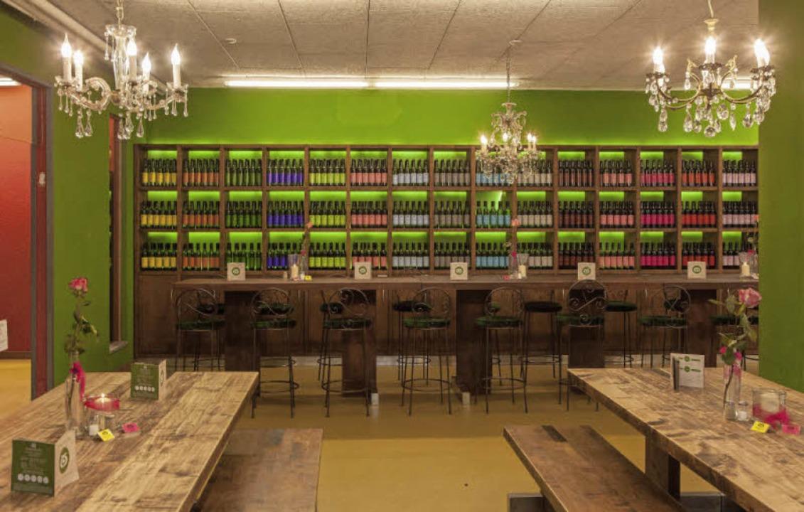 Das Fünfschilling Weingut feiert dieses Jahr sein zehnjähriges Bestehen.  | Foto: sencon senior consulting