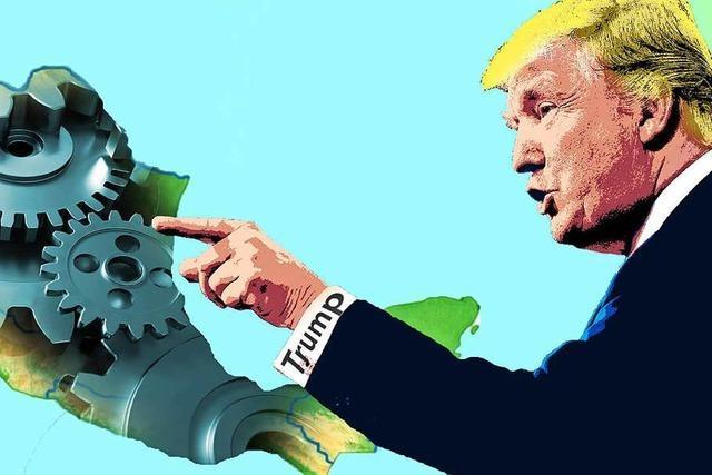 Trotz Trump sind Südwest-Firmen in Mexiko zuversichtlich