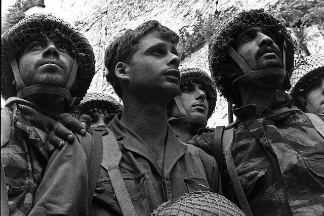 Israel-Fotograf David Rubinger gestorben