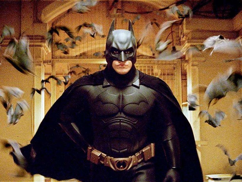 Ein Vorbild für Freiburg: Batman, der KOD von Gotham City.  | Foto: PR