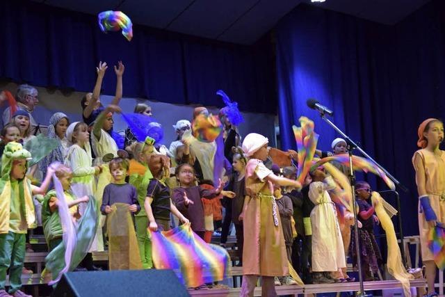 Bibliches Kindermusical in Badenweiler