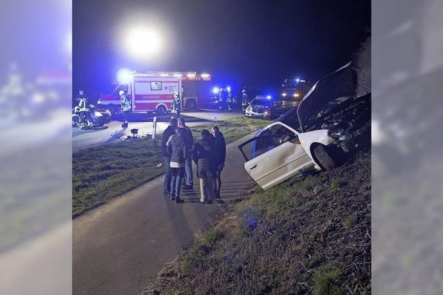 Unfall gibt Rätsel auf