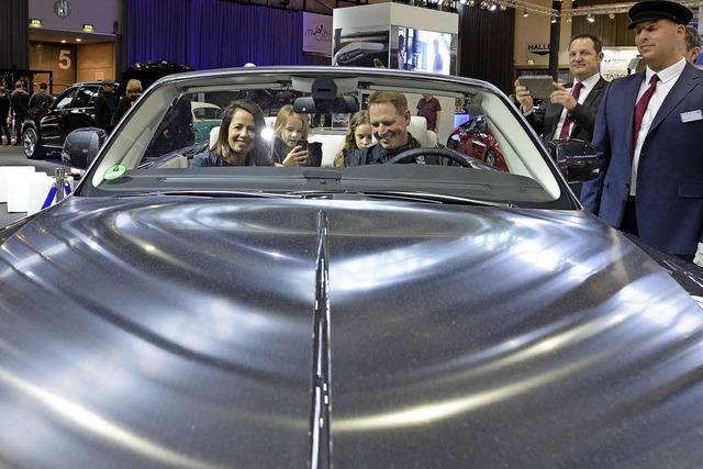 Automobilmesse lockt knapp 24.500 Besucher an