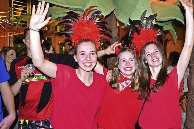 Ein Hauch vom Karneval in Rio