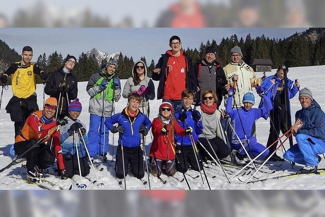 Bundessieger Ski nordisch
